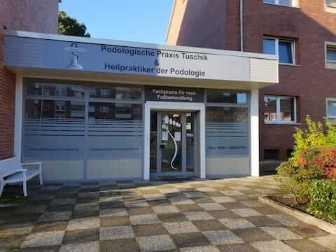 Podologie Lübeck  und Mölln / Podologische Praxis - Behandlungsraum